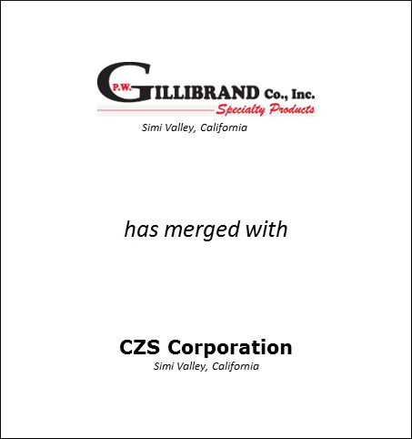25 PW Gillibrand Merger