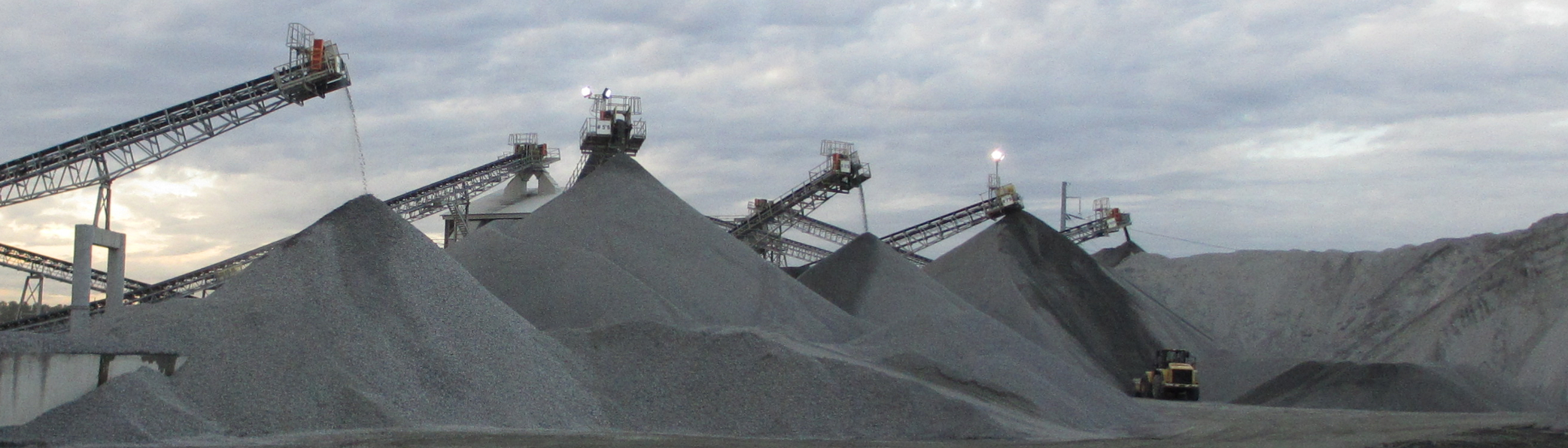 Norcross stockpiles